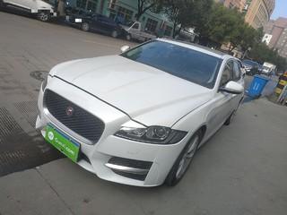 捷豹XF 2.0T R-Sport运动版