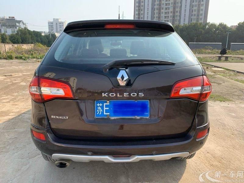 雷诺科雷傲 [进口] 2013款 2.5L 自动 前驱 豪华型