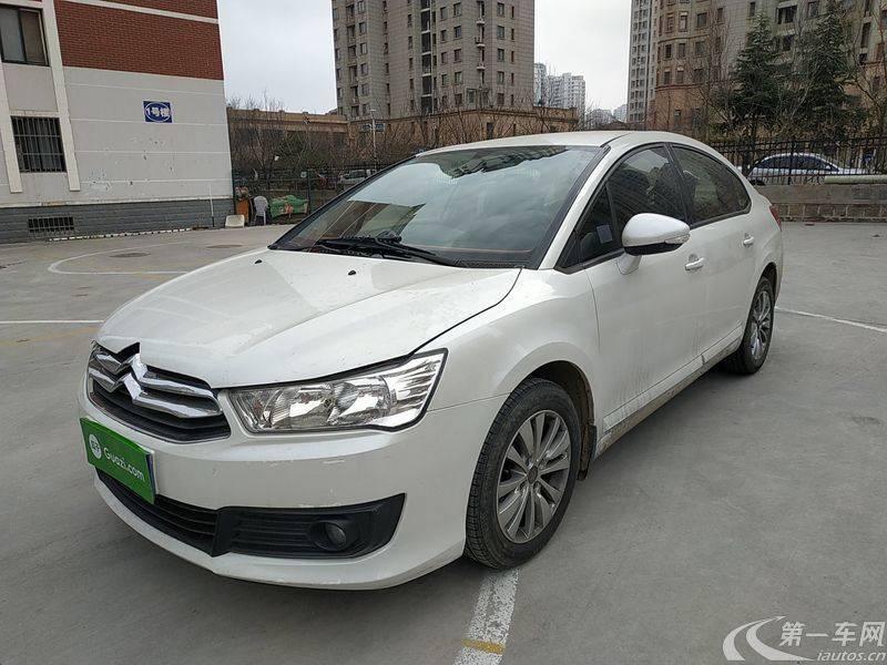 雪铁龙世嘉 2013款 1.6L 自动 4门5座三厢车 品尚型 (国Ⅳ)