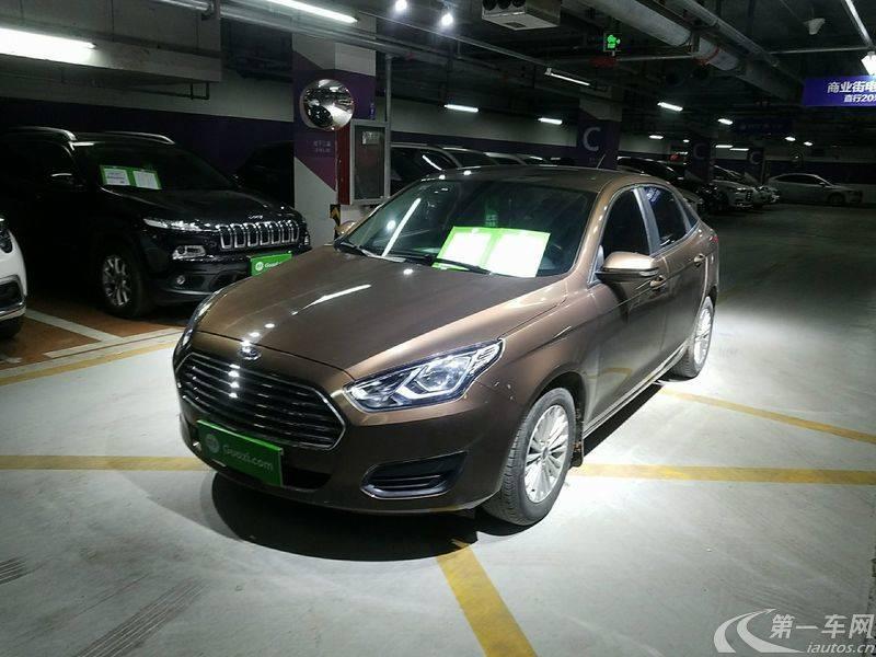 福特福睿斯 2015款 1.5L 手动 舒适型 (国Ⅴ)