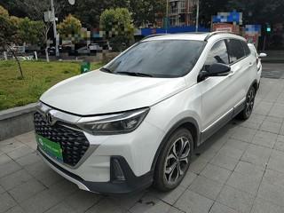 北京汽车绅宝智行 1.5T 自动 新智版