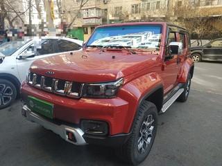 北京汽车40 PLUS 2.3T 自动 尊享版