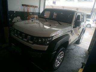 北京汽车40L 2.0T 手动 尊贵版