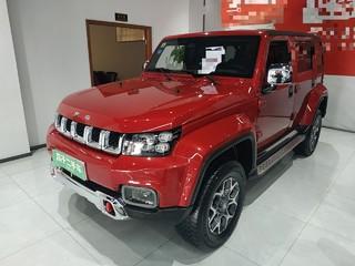 北京汽车40 PLUS 2.3T 自动 旗舰版