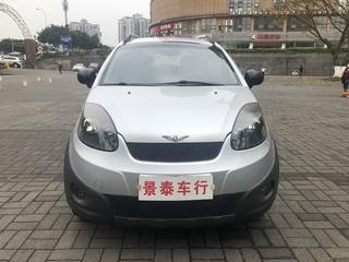 瑞麒X1 1.3L 自动 豪华型