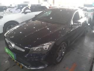 奔驰CLA级 CLA200