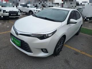 丰田雷凌 1.6L
