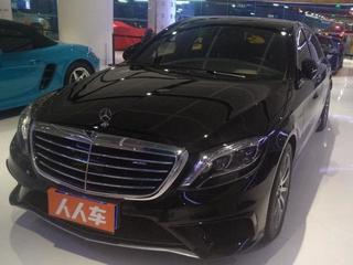 奔驰AMG-S级 S63L