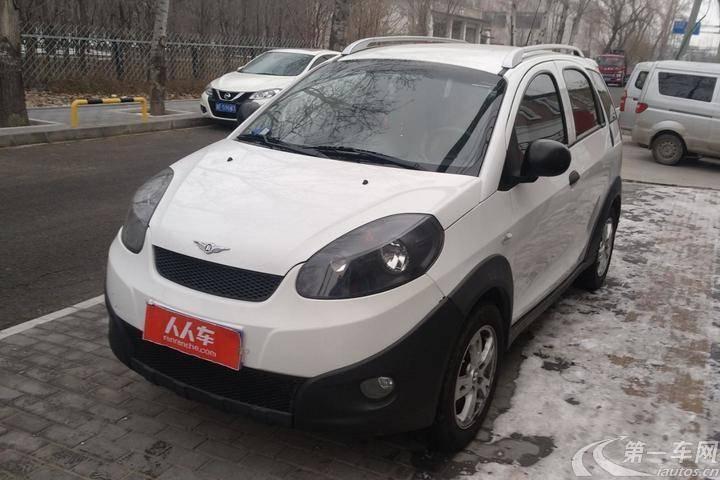 瑞麒X1 2010款 1.3L 手动 精英型 (国Ⅳ)