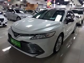 丰田凯美瑞 G 2.5L 自动 豪华版