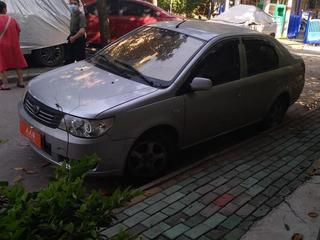 天津一汽威志 1.5L 手动 标准型铝轮