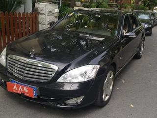 奔驰S级 S600