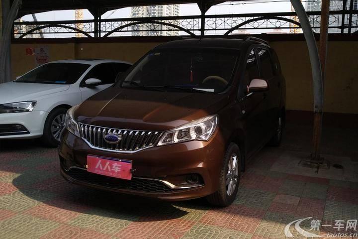 开瑞K50 S 2016款 1.5L 手动 豪华型 (国Ⅴ)