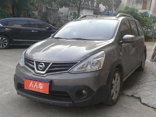 骊威 1.6L XV劲锐版豪华型