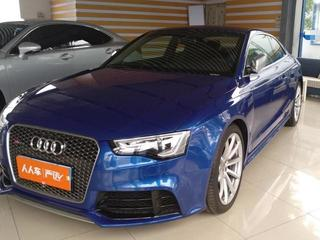 奥迪RS5 Coupe 4.2L