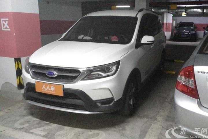 开瑞K60 2018款 1.5L 自动 豪华型 (国Ⅴ)
