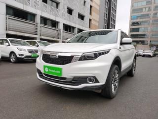 观致5 SUV 1.6T 自动 尊贵型
